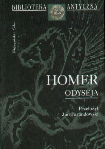 Okładka książki Odyseja Homer