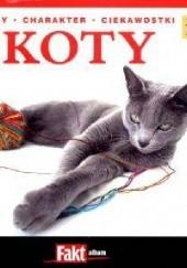 Okładka książki Koty. Fakt album 2/2011 praca zbiorowa