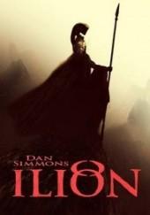 Okładka książki Ilion Dan Simmons