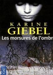 Okładka książki Les morsures de lombre Karine Giébel
