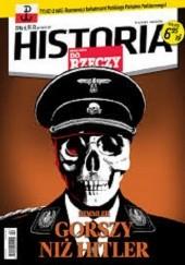 Okładka książki Historia Do Rzeczy nr4/2014 Piotr Zychowicz