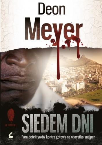 Okładka książki Siedem dni Deon Meyer