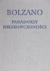 Okładka książki Paradoksy nieskończoności Bernard Bolzano