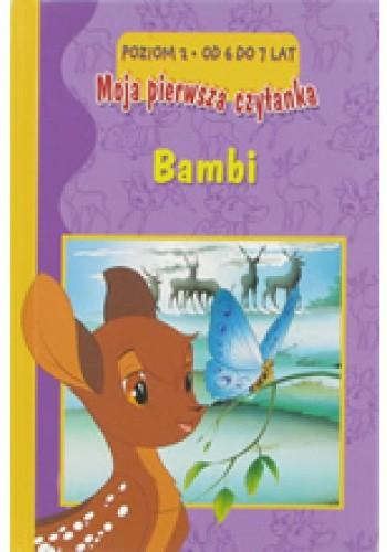 Okładka książki Bambi Van Gool