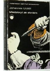 Okładka książki Miedzioryt ze słoniem Johannes Urzidil