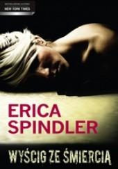 Okładka książki Wyścig ze śmiercią Erica Spindler