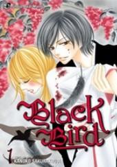 Okładka książki Black Bird, vol. 1 Kanoko Sakurakouji