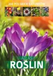 Okładka książki Atlas roślin Aleksandra Halarewicz