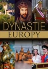 Okładka książki Dynastie Europy Krzysztof Żywczak