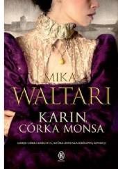 Okładka książki Karin, córka Monsa Mika Waltari