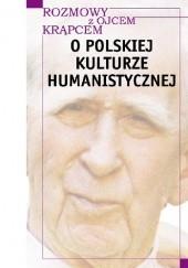 Okładka książki O polskiej kulturze humanistycznej Piotr Mazur
