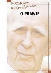 Okładka książki O prawie Krzysztof Wroczyński