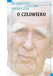 Okładka książki O człowieku Romuald Jakub Weksler - Waszkinel