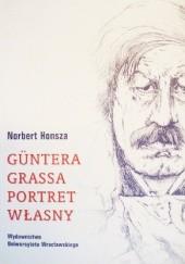 Okładka książki Güntera Grassa portret własny Norbert Honsza