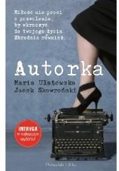 Okładka książki Autorka