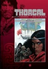 Okładka książki Thorgal: Kraina Qa Grzegorz Rosiński,Jean Van Hamme