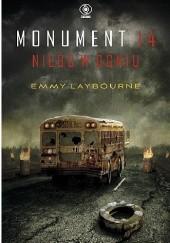 Okładka książki Monument 14. Niebo w ogniu Emmy Laybourne