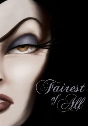 Okładka książki Fairest of All: A Tale of the Wicked Queen Serena Valentino