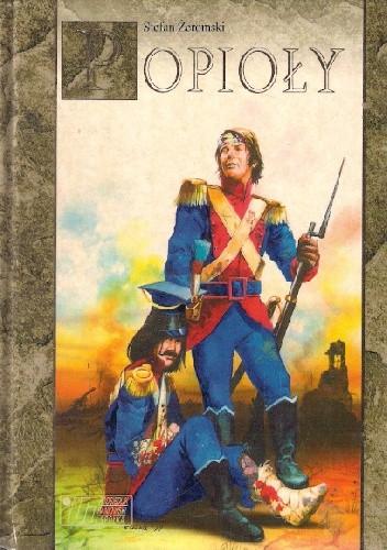 Okładka książki Popioły Stefan Żeromski
