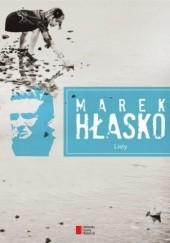 Okładka książki Listy Marek Hłasko,Andrzej Czyżewski