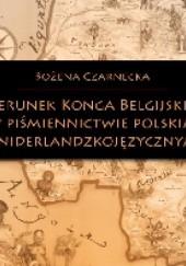 Okładka książki Wizerunek Konga Belgijskiego w piśmiennictwie polskim i niderlandzkojęzycznym Bożena Czarnecka
