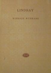 Okładka książki Wiersze wybrane Vachel Lindsay