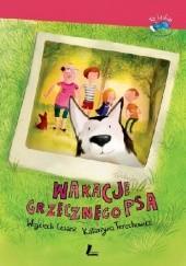 Okładka książki Wakacje grzecznego psa Wojciech Cesarz,Katarzyna Terechowicz,Joanna Rusinek