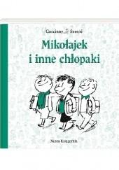 Okładka książki Mikołajek i inne chłopaki Jean-Jacques Sempé,René Goscinny