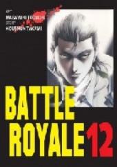 Okładka książki Battle Royale 12 Koushun Takami,Masayuki Taguchi