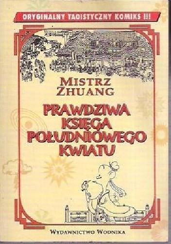 Okładka książki Prawdziwa księga południowego kwiatu