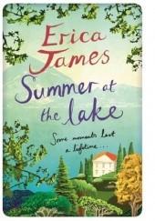 Okładka książki Summer at the lakie Erica James