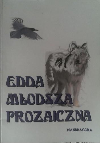 Okładka książki Nowa Edda czyli Edda Młodsza albo Prozaiczna Snorri Sturluson