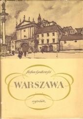 Okładka książki Warszawa Stefan Godlewski