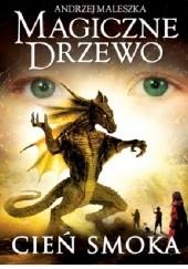Okładka książki Cień smoka Andrzej Maleszka