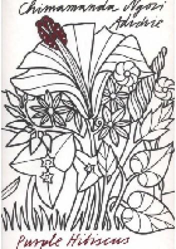 Okładka książki Purple Hibiscus Chimamanda Ngozi Adichie