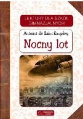 Okładka książki Nocny lot Antoine de Saint-Exupéry