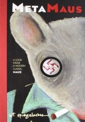 Okładka książki MetaMaus Art Spiegelman