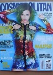 Okładka książki Cosmopolitan nr 07 (206)/2014 Redakcja miesięcznika Cosmopolitan