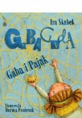 Okładka książki Gaba i Pająk praca zbiorowa