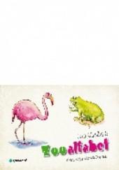 Okładka książki Zooalfabet praca zbiorowa