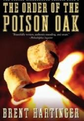 Okładka książki The Order of the Poison Oak Brent Hartinger