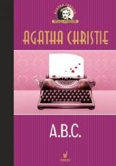 Okładka książki A.B.C. Agatha Christie