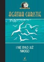 Okładka książki I nie było już nikogo Agatha Christie