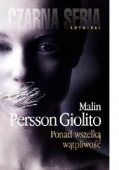 Okładka książki Ponad wszelką wątpliwość Malin Persson Giolito