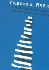 Okładka książki Hammerklavier. Zmasakrowane arcydzieło Yasmina Reza