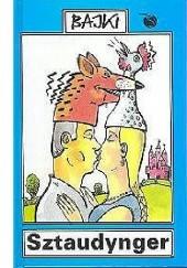 Okładka książki Bajki Jan Izydor Sztaudynger