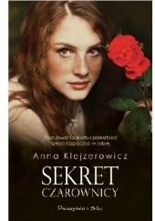 Okładka książki Sekret czarownicy Anna Klejzerowicz