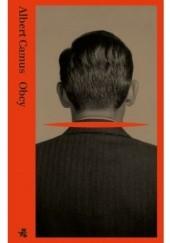 Okładka książki Obcy Albert Camus