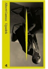 Okładka książki Upadek Albert Camus