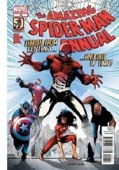 Okładka książki Amazing Spider-Man Annual 39 - Spider Who? Lee Garbett,Brian Reed